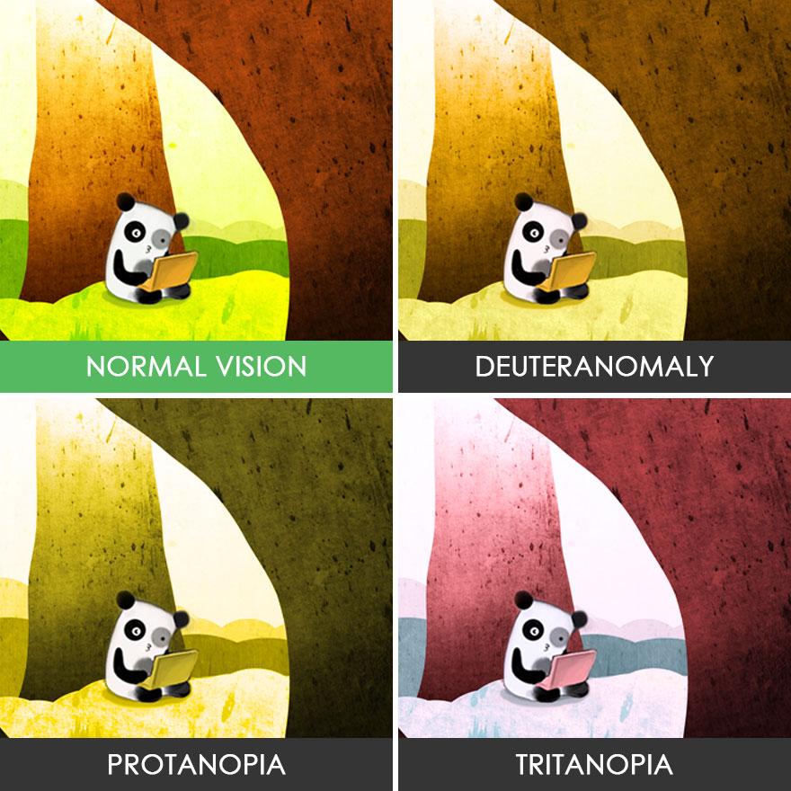 Sıkılmış Panda