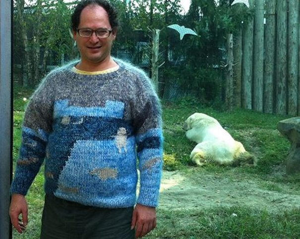 Artistic Knitting Of Sam Barsky