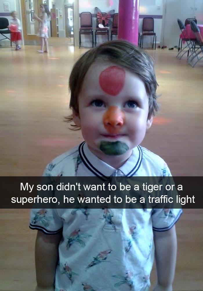 Kid Fails