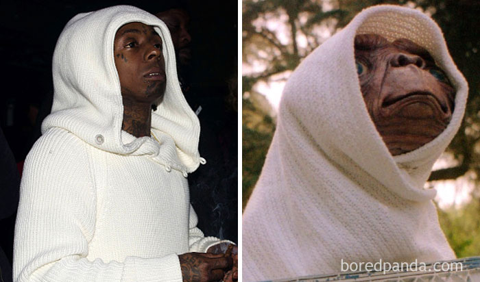 Lil Wayne Or E.T.?
