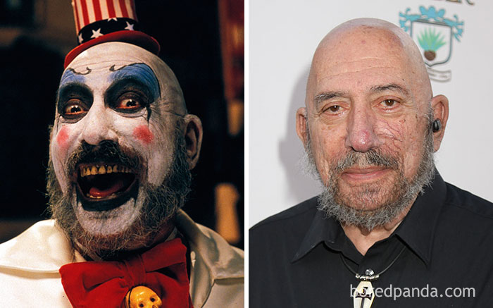 Captain Spaulding - Sid Haig (The Devil's Rejects, 2005)