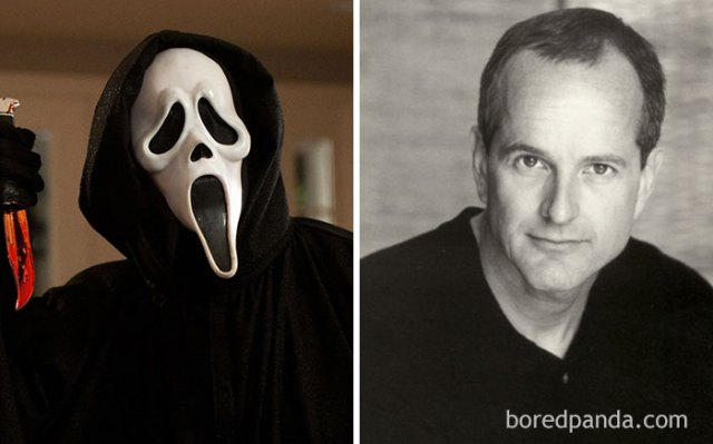 Ghostface - Dane Farwell (Scream, 1996)