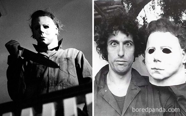 Michael Myers - Nick Castle (The Halloween, 1978)
