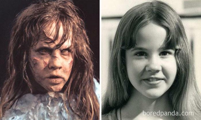 Regan Macneil - Linda Blair (The Exorcist, 1973)