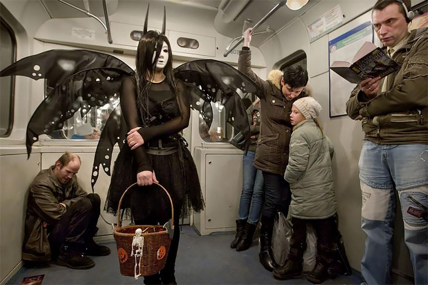 kostum ne metro