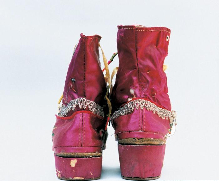 Botas Franjadas de Kahlo
