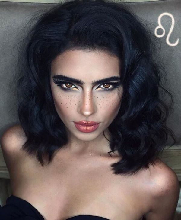 makeup artist zodiac signs setareh hosseini 1 58f7152e0af1a  700 - 12 Makeup Looks For Each Zodiac Sign  Which One Is The Best?
