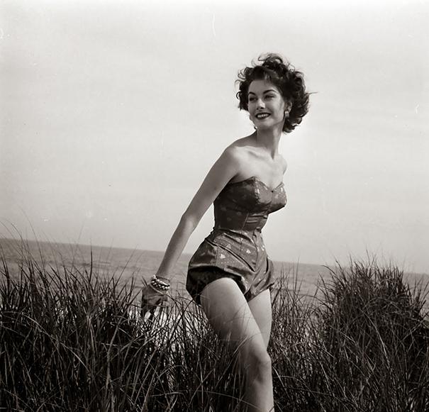 """shape perfect body changed 100 years 38 - Veja como o corpo feminino """"perfeito"""" mudou em 100 anos"""