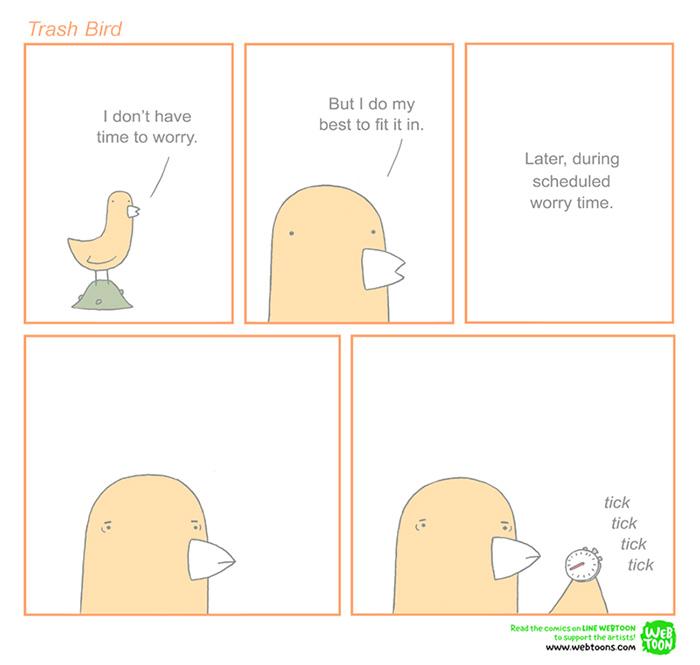 33 Trash Bird Comics By Reza Farazmand Bored Panda