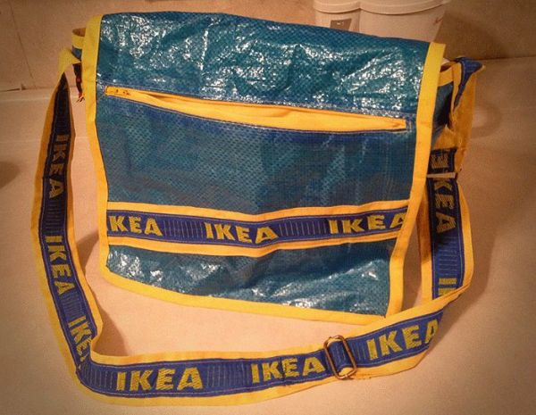 people making clothes ikea bags 9 591170720016b  700 - People Are Now Making Clothes Out Of 99-Cent IKEA Bags, And They Look More In The $2000+ Range