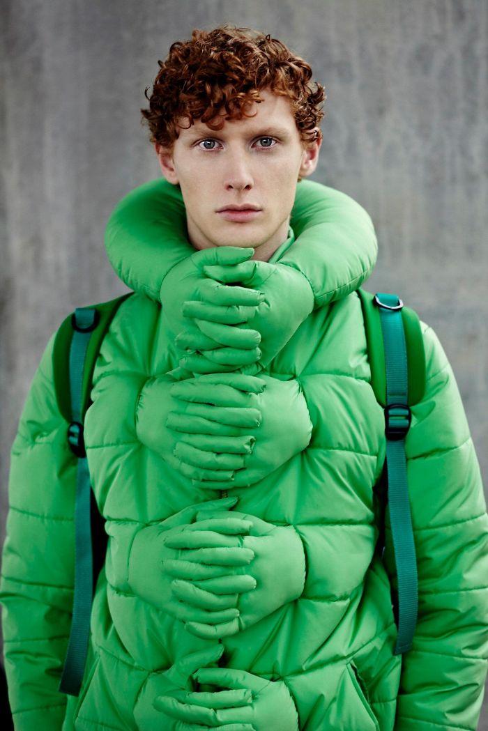 Hug Me Jacket