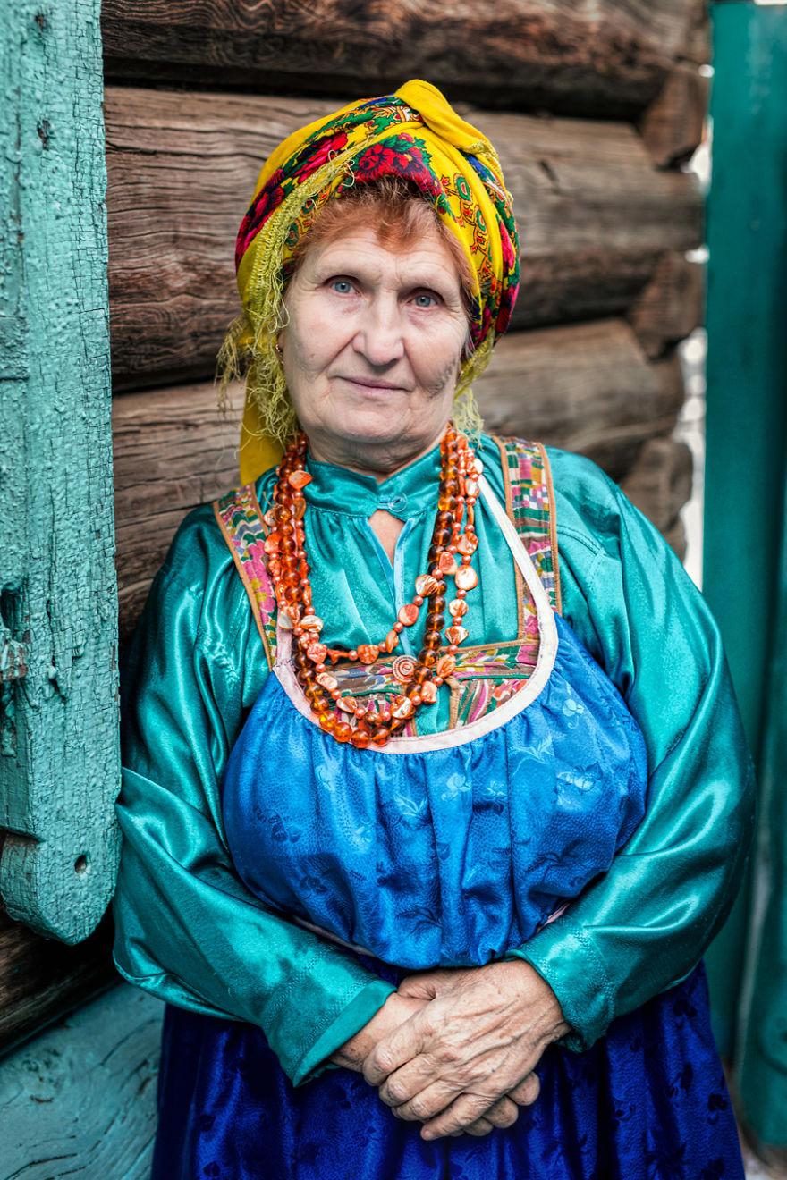 Semeyskie Woman