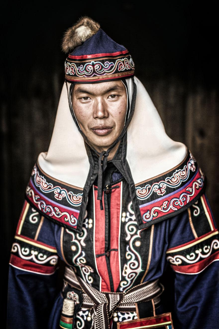 Ulchi Young Man