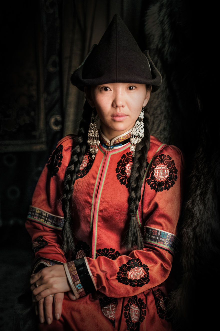 Shenehen Buryat Girl