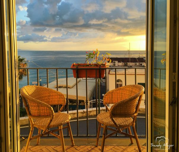 An Open View - Capri, Italy