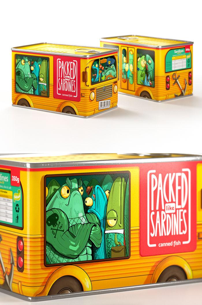 creative food packaging ideas 71 594a1e2f99efa  700 - As embalagens criativas da publicidade (Parte 4)