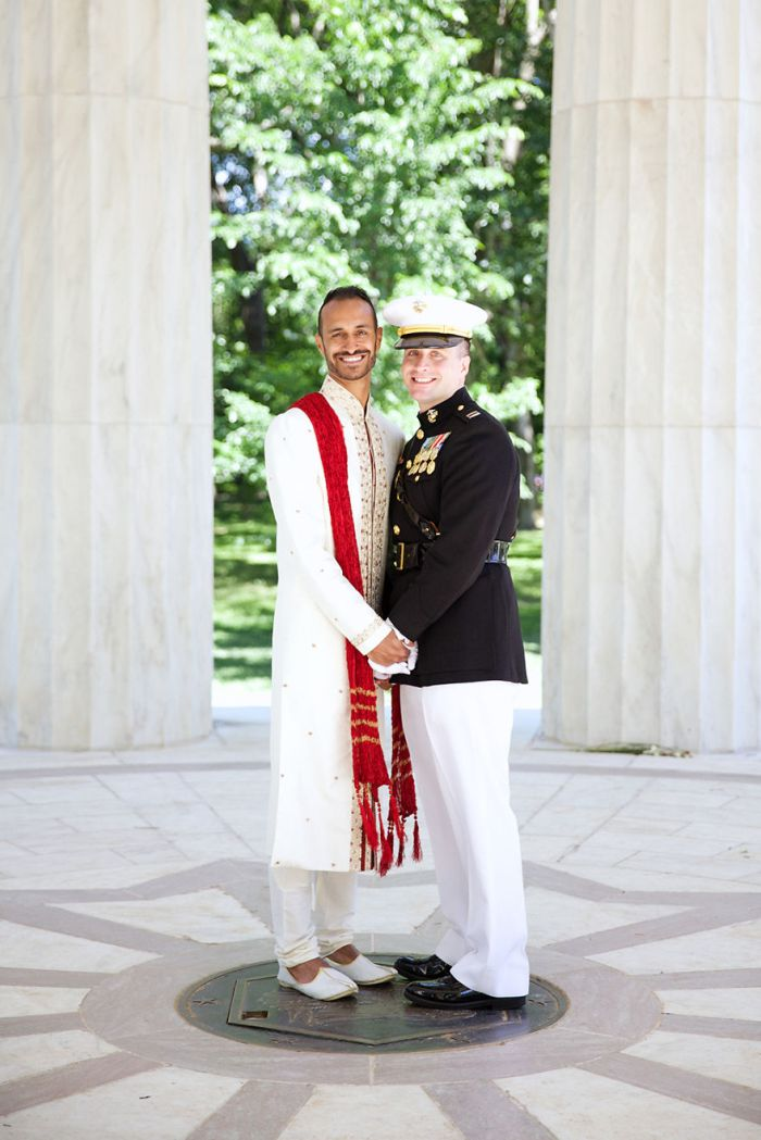 Lgbt Wedding Photo