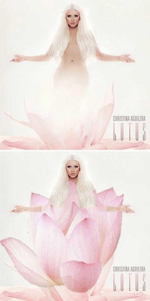 Christina Aguilera - Lotus