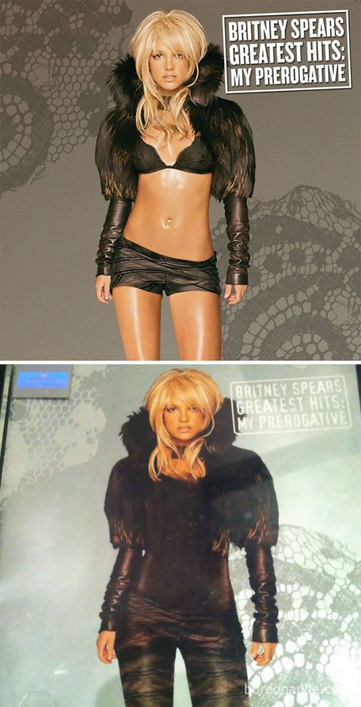 Britney Spears Greatest Hits: My Prerogative