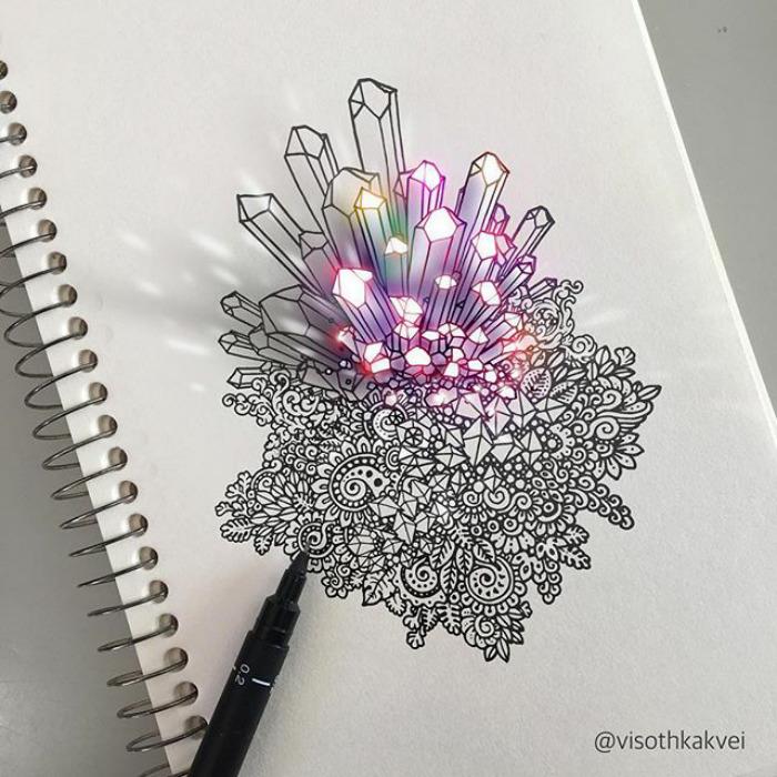 3d Detail Art
