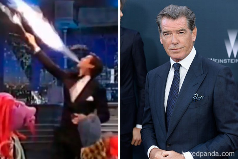 celebrities jobs before being famous 10 596f1092df864  700 - Onde trabalharam os famosos americanos? (Fotos: antes e depois)