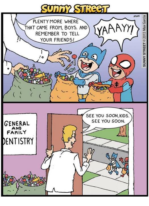 Sunny Street Comics