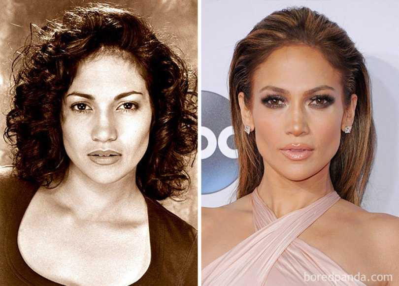 celebrities jobs before being famous 173 5980306334b1d  700 - Onde trabalharam os famosos americanos? (Fotos: antes e depois)
