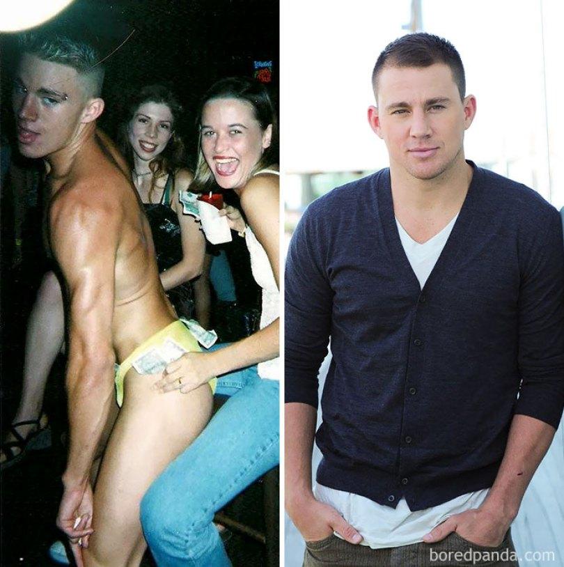 celebrities jobs before being famous 205 59919d8d0f6b2  700 - Onde trabalharam os famosos americanos? (Fotos: antes e depois)