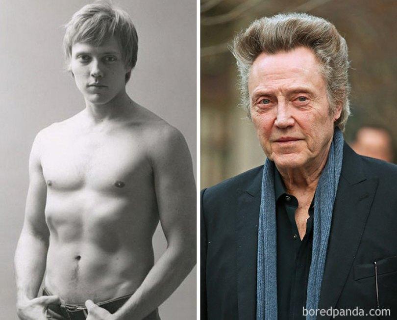 celebrities jobs before being famous 207 5991aae8babd8  700 - Onde trabalharam os famosos americanos? (Fotos: antes e depois)
