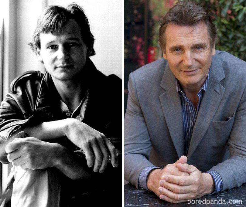 celebrities jobs before being famous 220 5992e91054a41  700 - Onde trabalharam os famosos americanos? (Fotos: antes e depois)