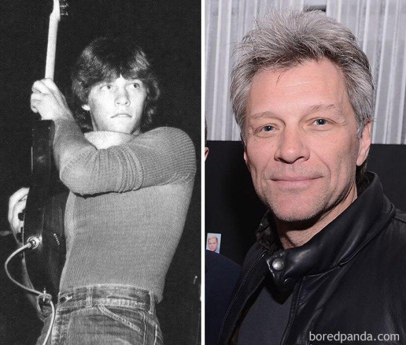 celebrities jobs before being famous 223 5992eef787024  700 - Onde trabalharam os famosos americanos? (Fotos: antes e depois)