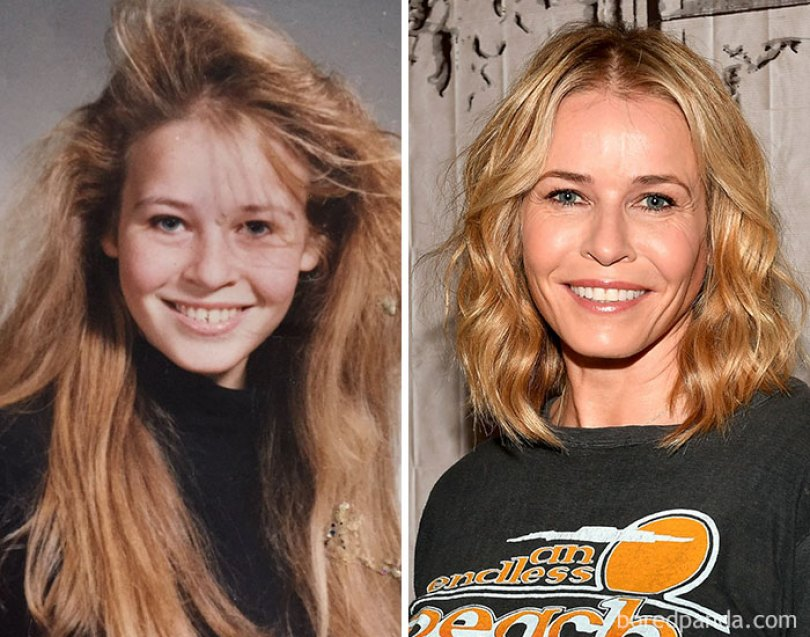 celebrities jobs before being famous 225 5992f5586e06a  700 - Onde trabalharam os famosos americanos? (Fotos: antes e depois)