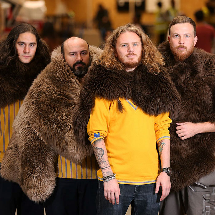 costumer reveals actors wore ikea rugs