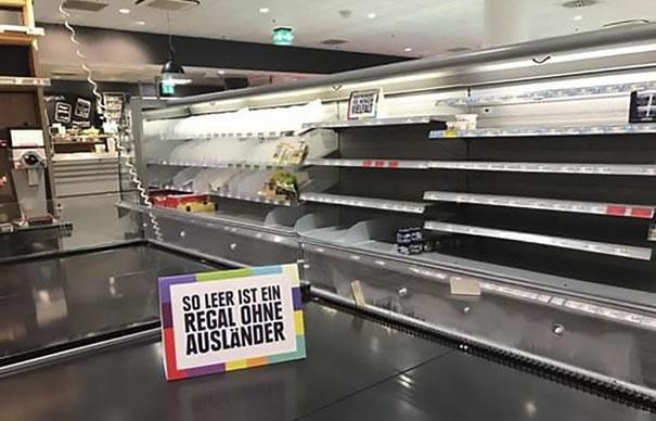 guerrilla-ambient-edeka-supermarket-hamburg-against-xenophobia