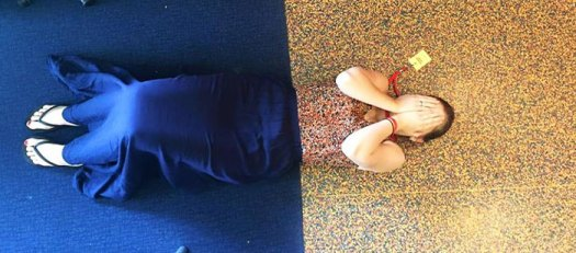 Wearing The Floor