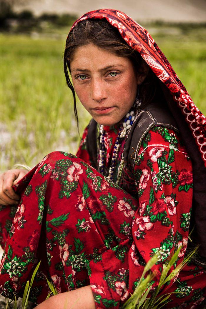 Corredor de Wakhan, Afeganistão