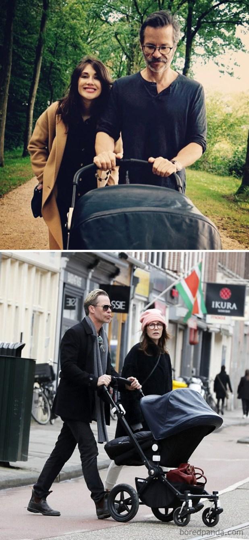 Carice Van Houten (Melisandre) And Actor Guy Pearce