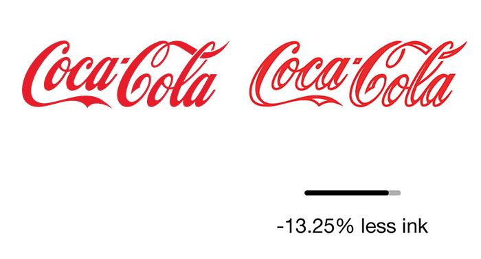 """less ink ecobranding logo design 4 59bf73cb3f18f  700 - Logos mais suaves estão na """"moda"""""""