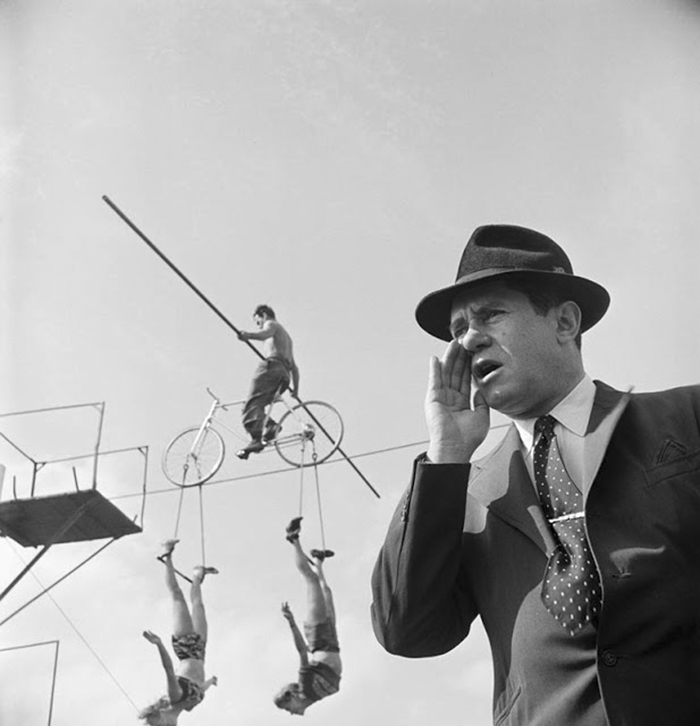High Wire Act, 1948