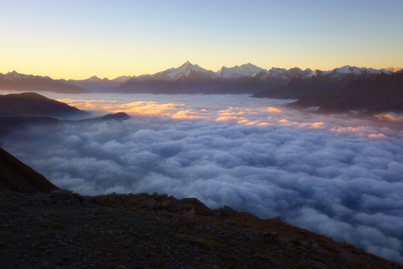 08 Overlooking an Ocean of Clouds 59f3485038d65  880 - O mundo acima das nuvens