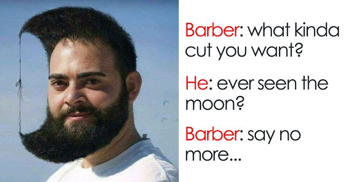 Barber Jokes The Laughline The Best Funny Jokes Pictures Videos