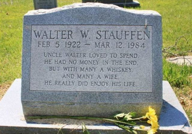 Uncle Walter