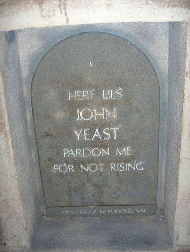 Pardon For Not Rising