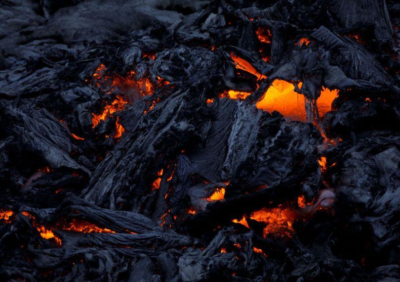 j Kilauea Lava Flows 7 10 2017 9 59f8c7fa7b038  880 - Fotógrafo chega muito perto de lava com o seu Drone