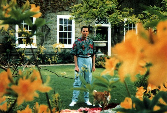Freddie Mercury, 45, 1946-1991
