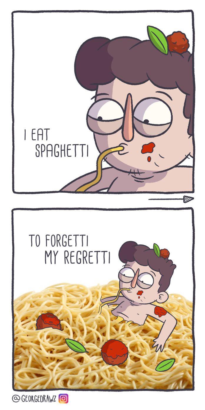 #14 Spaghetti
