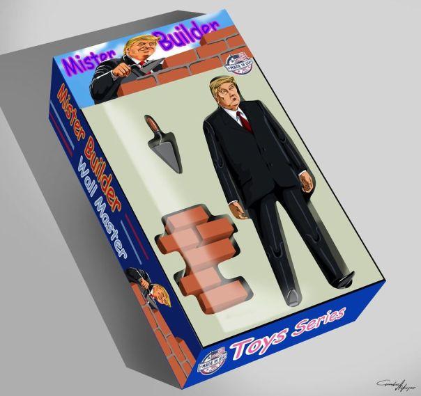 Trump's Toy