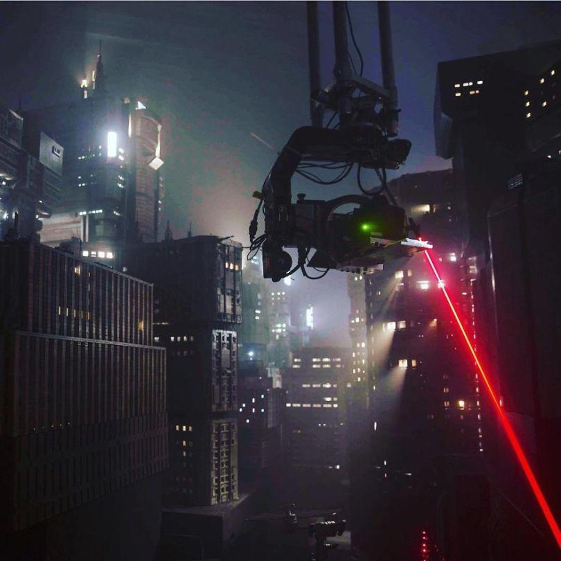 Fotos, Curiosidades, Comunicação, Jornalismo, Marketing, Propaganda, Mídia Interessante BbPtd4ZDzu1-png__880 Às vezes, só assistir fica fácil Curiosidades Televisão  Como foi feito o filme? Blade Runner 2049