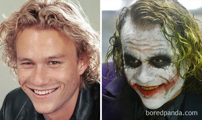 Heath Ledger - Joker (The Dark Knight)
