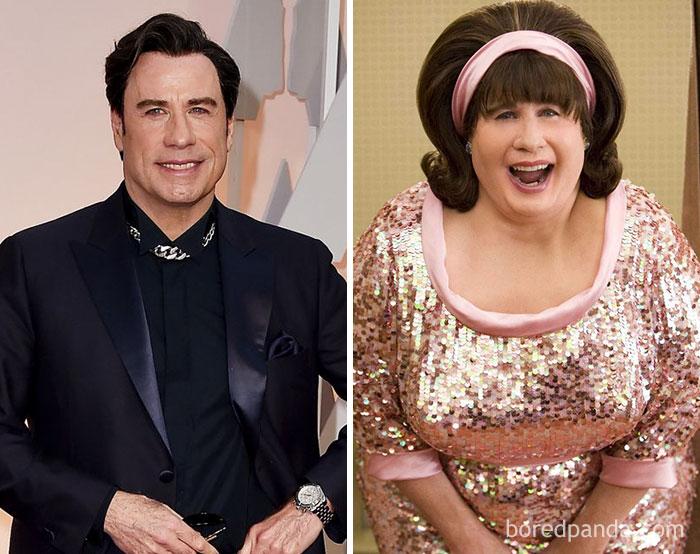 John Travolta - Edna Turnblad (Hairspray)